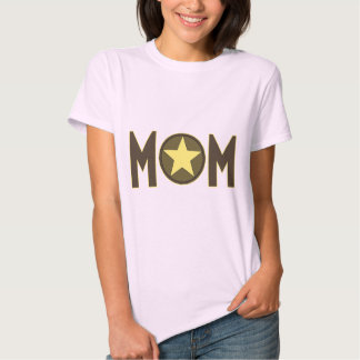 Military Mom Mothers Day Gifts Tee Shirt
