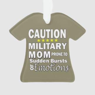 Military Mom Ornament
