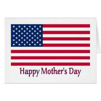 Military Mother's Day Card