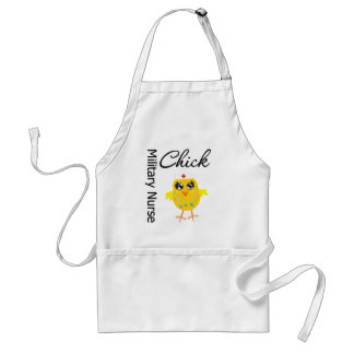 Military Nurse Chick Aprons