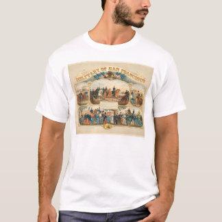 Military of San Francisco (0064A) T-Shirt