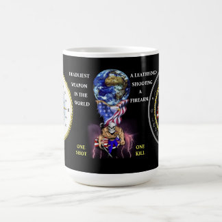 MILITARY ORDER OF THE LEATHERNECKS MUGS