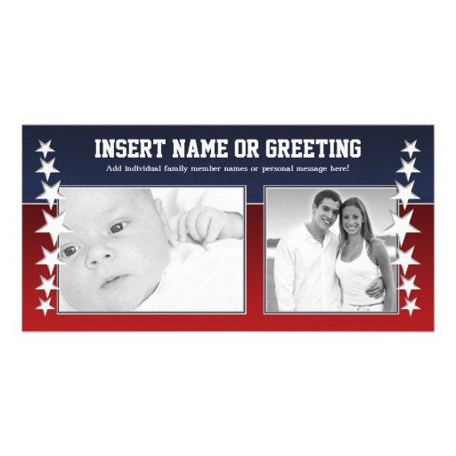 Military / Patriotic Photo Card