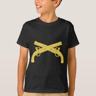 Military Police Insignia - Crossed Pistols Tshirts