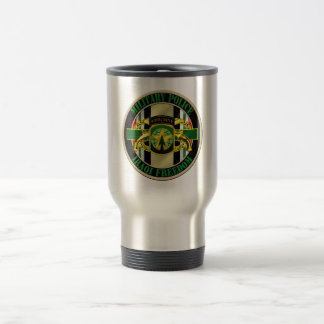 Military Police OIF 16th MP BDE Travel Mug