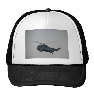 Military Sea King Helicopter Cap