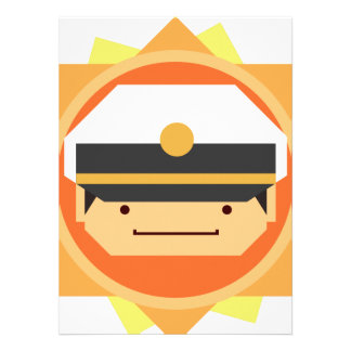 Military Set - Officer Personalized Invitation