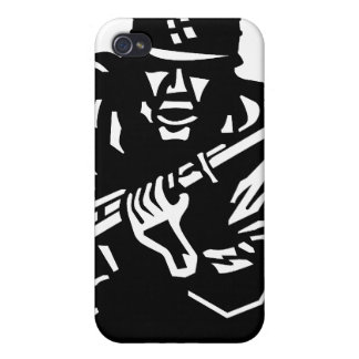 Military Shooting Target iPhone4 case Case For The iPhone 4