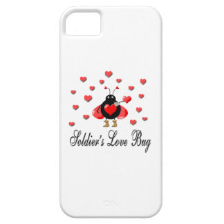 Military Soldier's Love Bug IPhone 5 Case