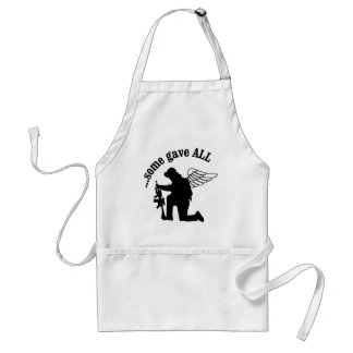 Military, Some Gave All Aprons