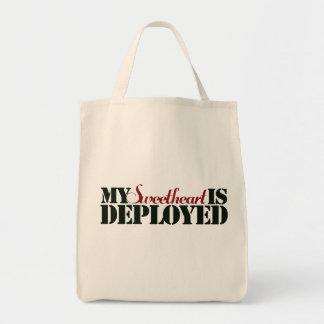 Military Sweetheart Bag