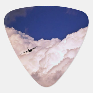 Military Transport Aeroplane by Shirley Taylor Plectrum