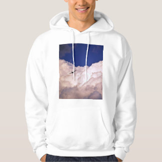 Military Transport Airplane by Shirley Taylor Hoodie