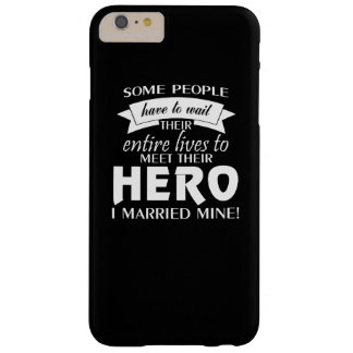 Military Wife Barely There iPhone 6 Plus Case