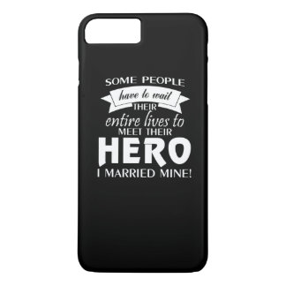 Military Wife iPhone 7 Plus Case