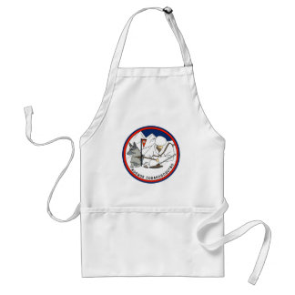 military Working Dog service patch Apron