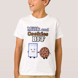 Milk and Cookies BFF Shirt