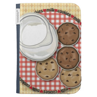 Milk and Cookies Kindle Case