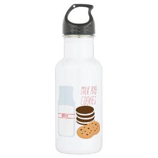 Milk and Cookies 532 Ml Water Bottle