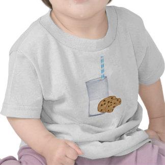 milk and cookies tshirts