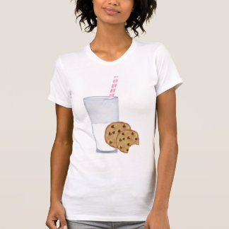 milk and cookies t shirts