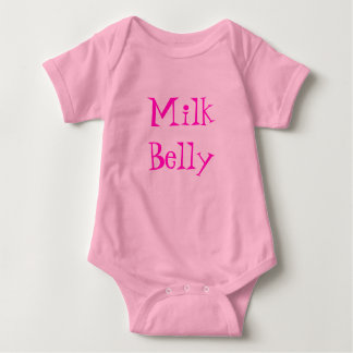 Milk Belly Baby Bodysuit