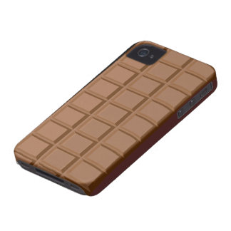 Milk Chocolate bar iphone 4 case