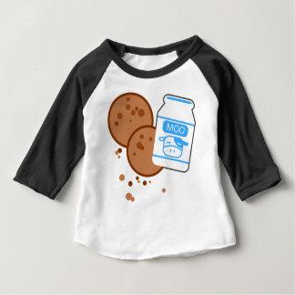 Milk & Cookies Baby T-Shirt