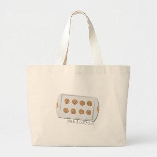 Milk & Cookies Tote Bag
