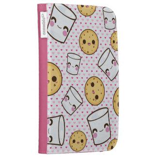 Milk Cookies Kindle Keyboard Cases