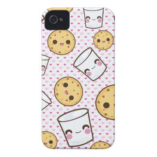 Milk Cookies iPhone 4 Cover