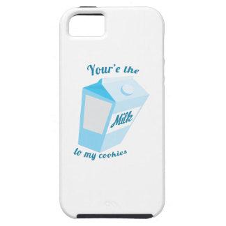 Milk & Cookies iPhone 5 Cover