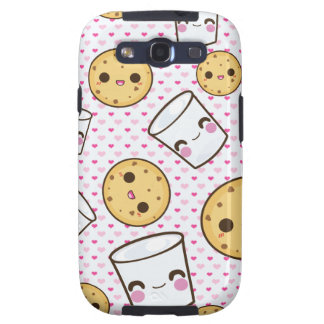 Milk Cookies Galaxy S3 Covers