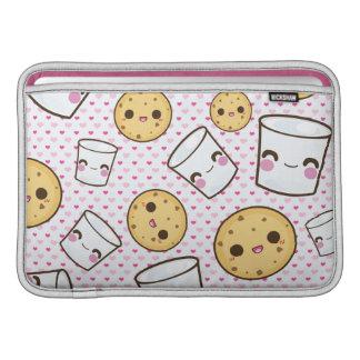 Milk Cookies MacBook Air Sleeves