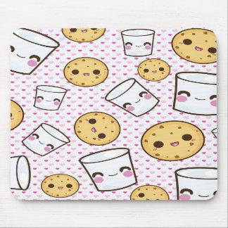 Milk Cookies Mousepad