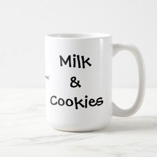 Milk & Cookies Mug