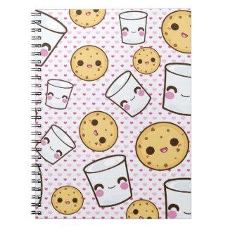 Milk Cookies Notebook