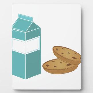 Milk & Cookies Plaque
