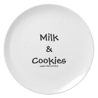 Milk & Cookies Plate