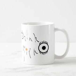 Milk drink coffee mug