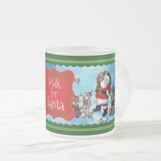 Milk for Santa Mug