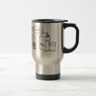 Milk & Ginger Travel/Commuter Mug