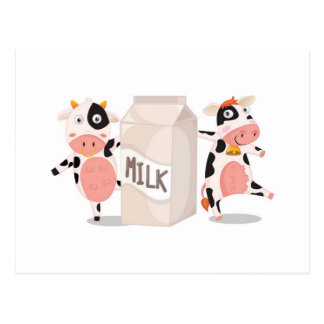 Milk It Postcard