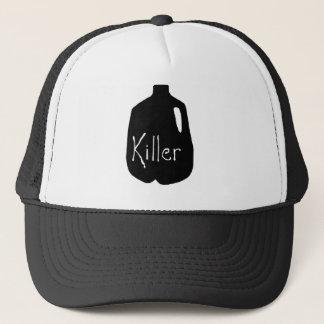 Milk killer line trucker hat
