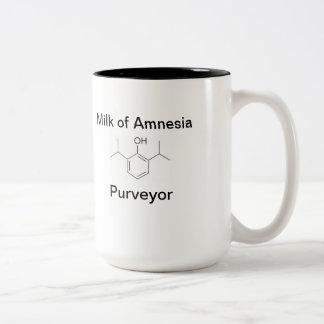 Milk of Amnesia purveyor Coffee Mug
