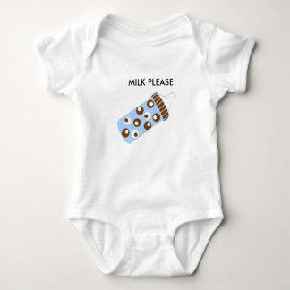 milk please baby bodysuit