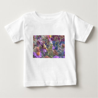 Milkweed beetles en masse exploration baby T-Shirt