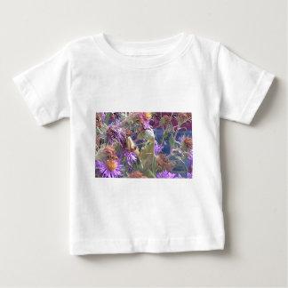 Milkweed beetles en masse exploration baby T-Shirt