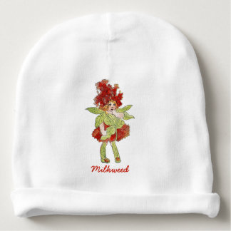 Milkweed Vintage Cute Flower Child Little Girl Kid Baby Beanie