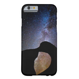 Milky way at night, California Barely There iPhone 6 Case